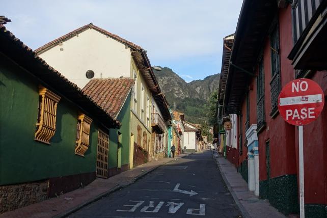 Candelaria alleys