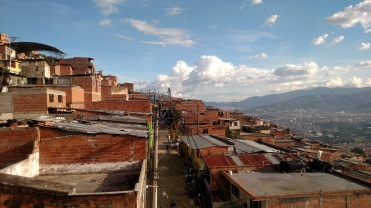 Barrios de Medellin