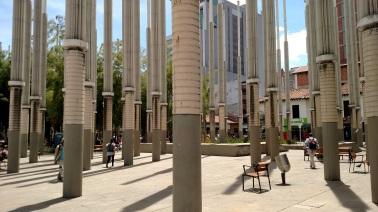 Parque de la Luz, Medellín