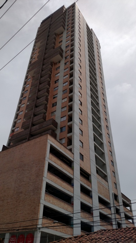 Highrise in Sabaneta